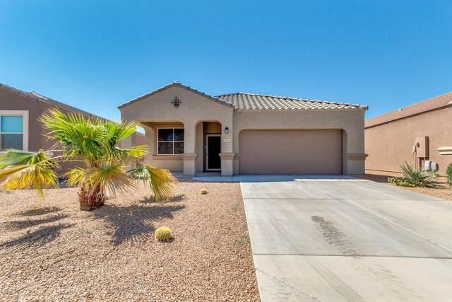5045 E Kyanite Road, San Tan Valley, AZ 85143 (MLS #6070173) :: Riddle Realty Group - Keller Williams Arizona Realty