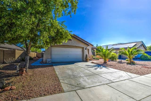 25759 W Nancy Lane, Buckeye, AZ 85326 (MLS #6070216) :: Yost Realty Group at RE/MAX Casa Grande