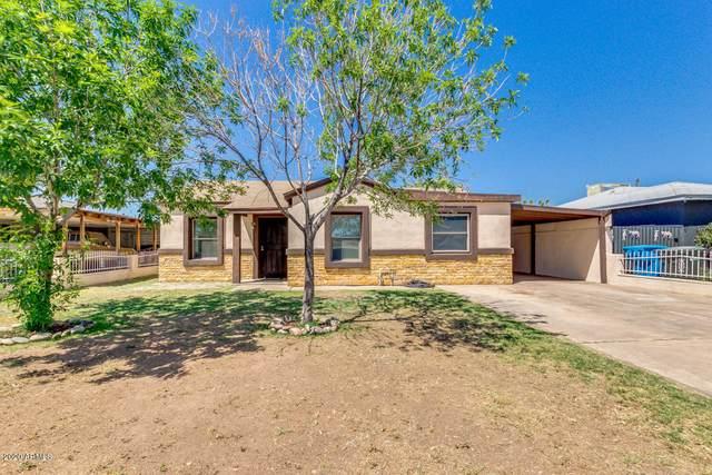2142 E Garfield Street, Phoenix, AZ 85006 (MLS #6070273) :: The Carin Nguyen Team