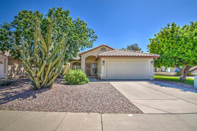 1661 E Tremaine Avenue, Gilbert, AZ 85234 (MLS #6070333) :: Riddle Realty Group - Keller Williams Arizona Realty