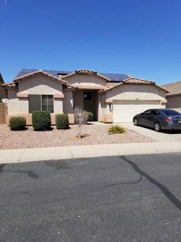 12922 W Dreyfus Drive, El Mirage, AZ 85335 (MLS #6070410) :: Devor Real Estate Associates