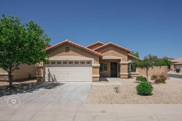 25738 W Gibson Lane, Buckeye, AZ 85326 (MLS #6070470) :: Brett Tanner Home Selling Team