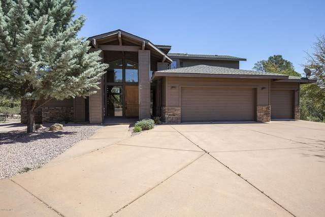 918 N Scenic Drive, Payson, AZ 85541 (MLS #6070498) :: Arizona 1 Real Estate Team