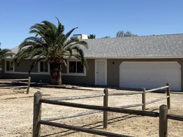22329 W Magnolia Street, Buckeye, AZ 85326 (MLS #6070547) :: Revelation Real Estate