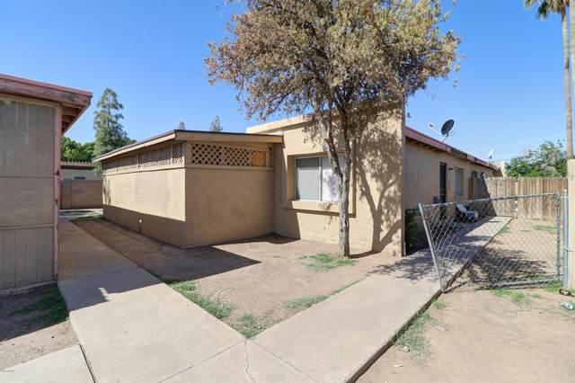 748 S Stapley Drive, Mesa, AZ 85210 (MLS #6070567) :: The Bill and Cindy Flowers Team
