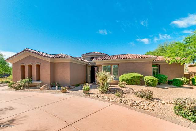 9539 E Chino Drive, Scottsdale, AZ 85255 (MLS #6070616) :: Lux Home Group at  Keller Williams Realty Phoenix