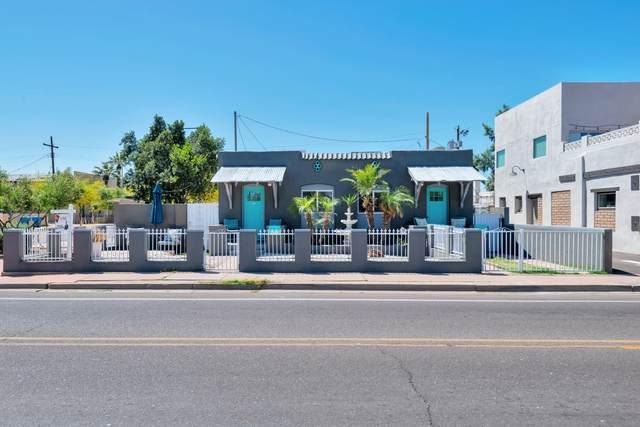 1031 E Roosevelt Street, Phoenix, AZ 85006 (MLS #6070709) :: Conway Real Estate