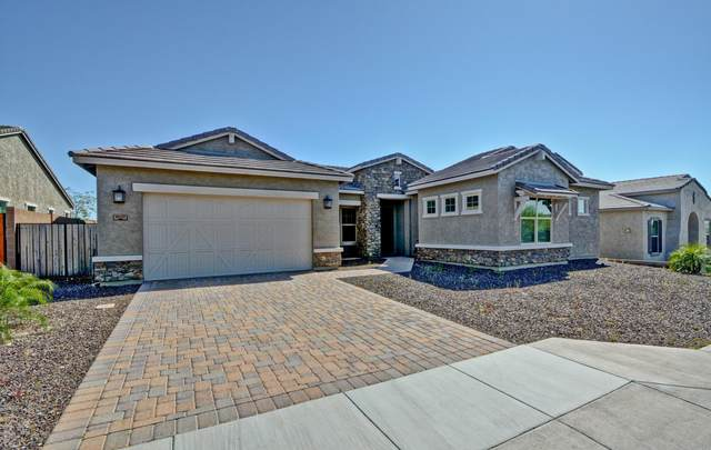 10197 W Saddlehorn Road, Peoria, AZ 85383 (MLS #6070720) :: Homehelper Consultants