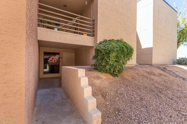 1340 N Recker Road #122, Mesa, AZ 85205 (MLS #6070827) :: Keller Williams Realty Phoenix