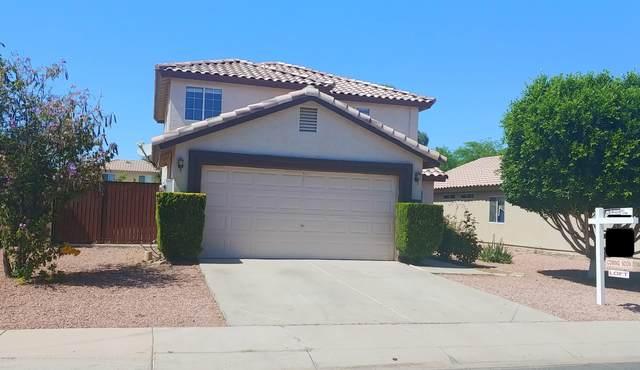 12038 W Scotts Drive, El Mirage, AZ 85335 (MLS #6070837) :: Devor Real Estate Associates