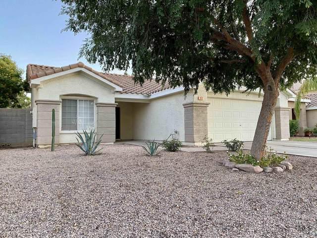 977 W Hudson Way, Gilbert, AZ 85233 (MLS #6070893) :: Power Realty Group Model Home Center
