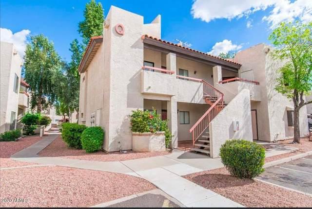 11666 N 28TH Drive #266, Phoenix, AZ 85029 (MLS #6070990) :: Devor Real Estate Associates
