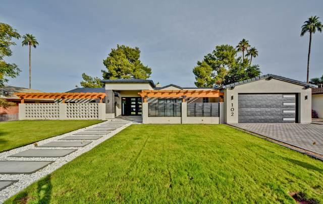 102 W Canterbury Lane, Phoenix, AZ 85023 (MLS #6070998) :: Kepple Real Estate Group