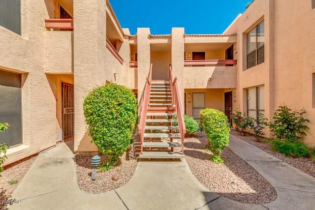 3131 W Cochise Drive #226, Phoenix, AZ 85051 (MLS #6071004) :: BIG Helper Realty Group at EXP Realty