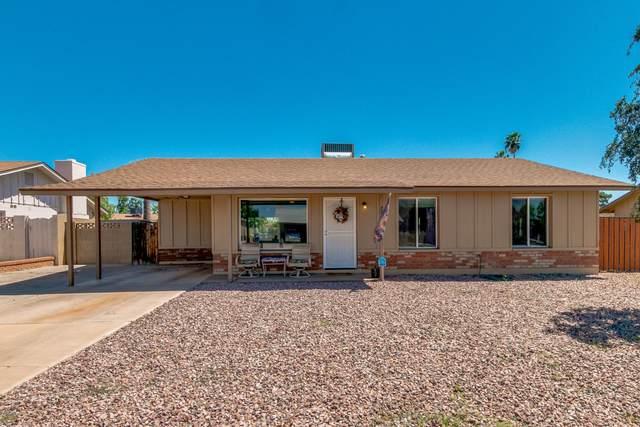 3215 W Shangri La Road, Phoenix, AZ 85029 (MLS #6071120) :: Devor Real Estate Associates