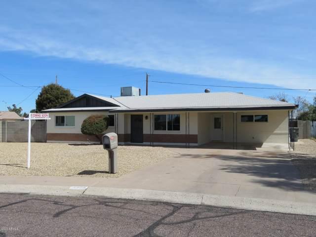 3340 W Laurel Lane, Phoenix, AZ 85029 (MLS #6071189) :: Devor Real Estate Associates