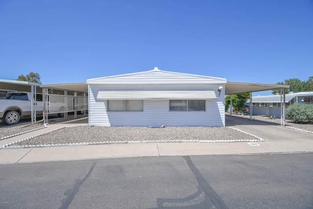 2100 N Trekell Road #302, Casa Grande, AZ 85122 (MLS #6071306) :: Klaus Team Real Estate Solutions