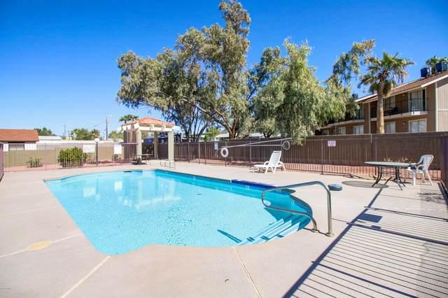 1336 E Mountain View Road #203, Phoenix, AZ 85020 (#6071325) :: The Josh Berkley Team