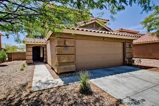 1086 S 223RD Lane, Buckeye, AZ 85326 (MLS #6071530) :: REMAX Professionals