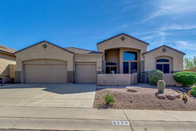 4298 S Tecoma Trail, Gold Canyon, AZ 85118 (MLS #6071620) :: Klaus Team Real Estate Solutions