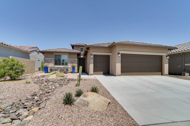 4636 W Agave Avenue, Eloy, AZ 85131 (MLS #6071764) :: Lux Home Group at  Keller Williams Realty Phoenix