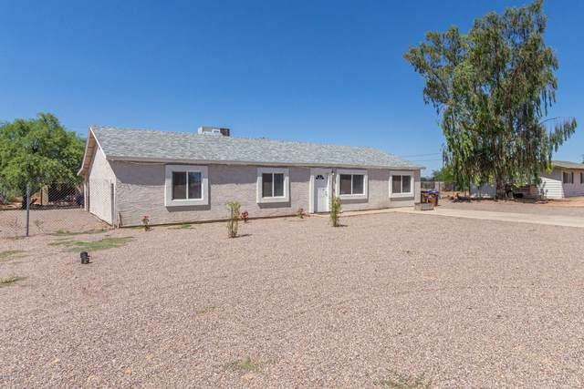 3465 W Cameron Drive, Eloy, AZ 85131 (MLS #6071801) :: Homehelper Consultants