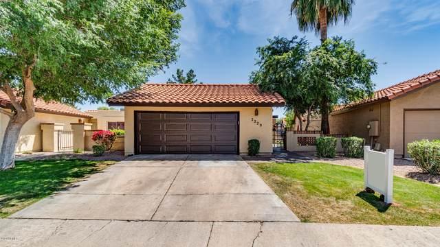2229 E Forge Avenue, Mesa, AZ 85204 (MLS #6071853) :: Selling AZ Homes Team