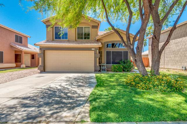 7431 E Lakeview Avenue, Mesa, AZ 85209 (MLS #6071896) :: The Bill and Cindy Flowers Team