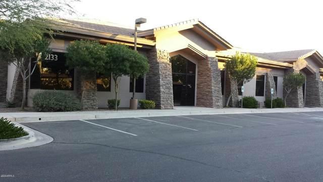 2133 E Warner Road #105, Tempe, AZ 85284 (MLS #6071929) :: Brett Tanner Home Selling Team