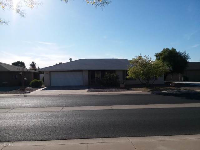 16222 N Agua Fria Drive NW, Sun City, AZ 85351 (MLS #6071963) :: The Ellens Team