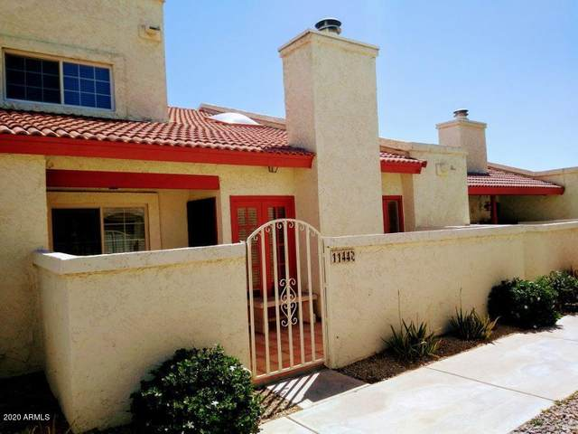 633 W Southern Avenue #1144, Tempe, AZ 85282 (MLS #6071965) :: Power Realty Group Model Home Center