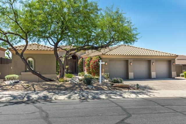 11039 E Beck Lane, Scottsdale, AZ 85255 (MLS #6072018) :: The W Group