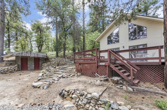 23186 S Towers Mountain Road, Crown King, AZ 86343 (MLS #6072153) :: Conway Real Estate