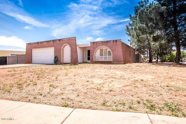 972 Sahuaro Drive, Sierra Vista, AZ 85635 (MLS #6072210) :: Service First Realty