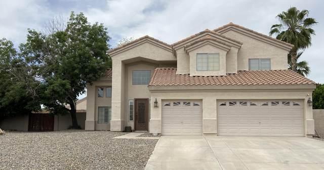 8780 W Maui Lane, Peoria, AZ 85381 (MLS #6072277) :: My Home Group
