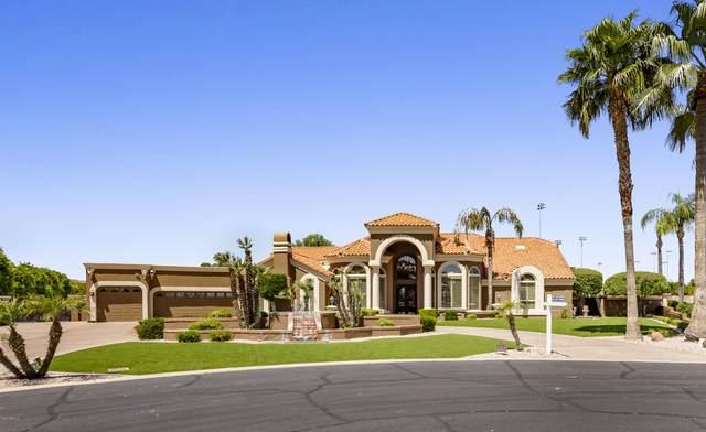 4222 E Mclellan Circle #13, Mesa, AZ 85205 (MLS #6072353) :: My Home Group