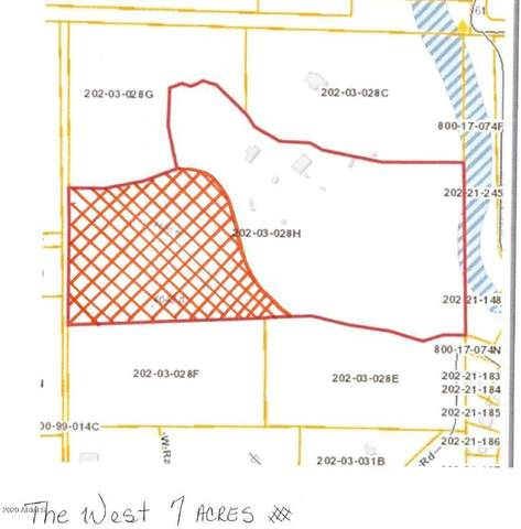 18--- S Pioneer, Peeples Valley, AZ 86332 (MLS #6072374) :: Klaus Team Real Estate Solutions