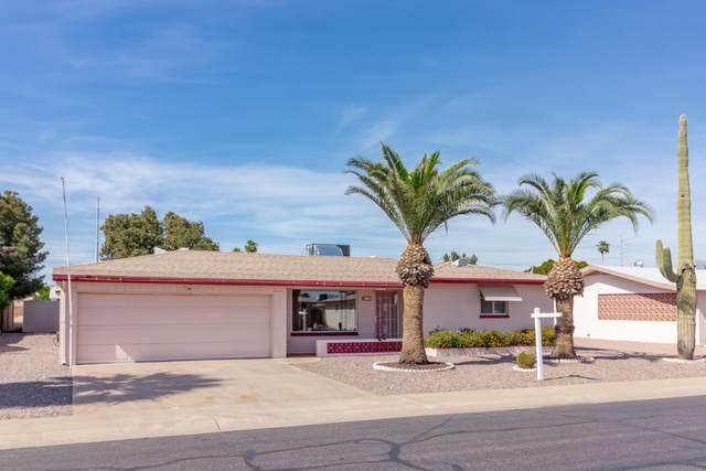 6020 E Billings Street, Mesa, AZ 85205 (MLS #6072505) :: The Laughton Team