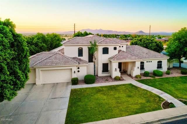 2048 E Norcroft Street, Mesa, AZ 85213 (MLS #6072520) :: Revelation Real Estate