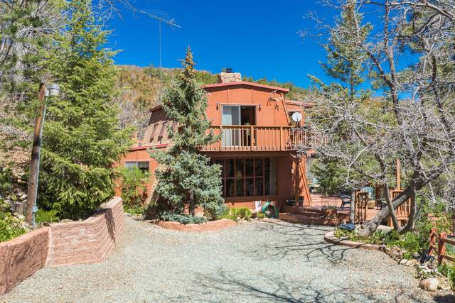 8434 Mountain View Road, Mayer, AZ 86333 (MLS #6072570) :: Revelation Real Estate