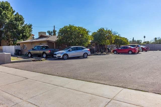 1741 W Desert Cove Avenue 4-6, Phoenix, AZ 85029 (MLS #6072595) :: The W Group