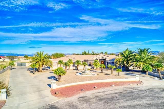 4105 S Maricopa Place, Sierra Vista, AZ 85650 (MLS #6072646) :: The W Group