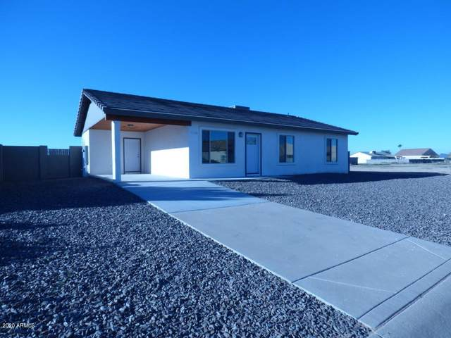 11655 W Obregon Drive, Arizona City, AZ 85123 (MLS #6072666) :: Brett Tanner Home Selling Team