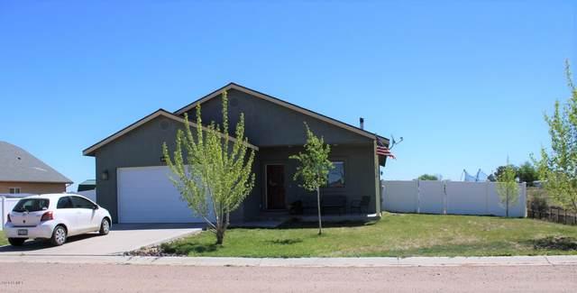 1027 S Sunset Drive, Snowflake, AZ 85937 (MLS #6072715) :: The W Group
