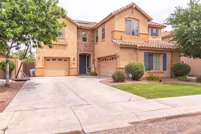 17656 W Marshall Lane, Surprise, AZ 85388 (MLS #6072810) :: The Garcia Group
