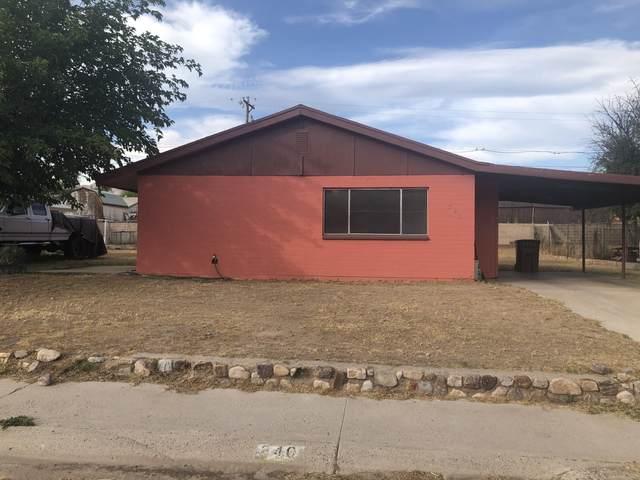 340 W Fairhaven Road, Kearny, AZ 85137 (MLS #6072818) :: Brett Tanner Home Selling Team