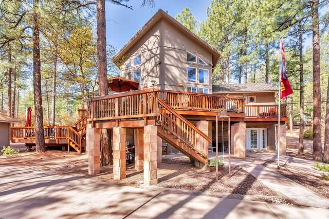 3695 N Carl Path, Pine, AZ 85544 (MLS #6072840) :: Conway Real Estate