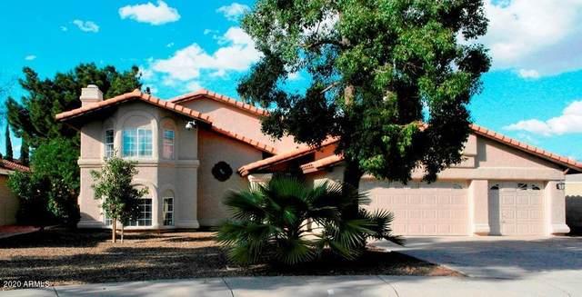 4626 E Everett Drive, Phoenix, AZ 85032 (MLS #6072857) :: The Laughton Team