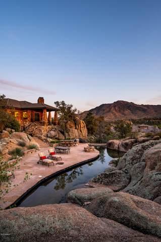 4580 W Cooks Well Circle, Prescott, AZ 86305 (MLS #6072878) :: Conway Real Estate
