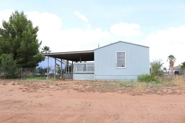 127 E Via Mercado, Huachuca City, AZ 85616 (MLS #6072881) :: Service First Realty
